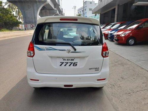 Used 2013 Maruti Suzuki Ertiga MT for sale in Chennai