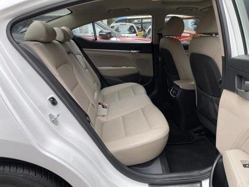 Used Hyundai Elantra 2019 AT for sale in Pune