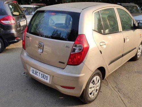 Used Hyundai i10 2010 MT for sale in New Delhi