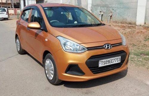 Used Hyundai i10 Era 2015 MT for sale in Hyderabad