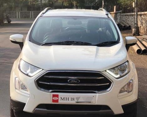 Used 2017 Ford EcoSport MT for sale in Nashik