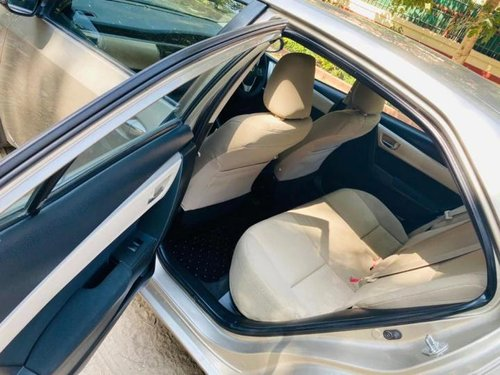 Used Toyota Corolla Altis G MT 2015 MT for sale in Gurgaon