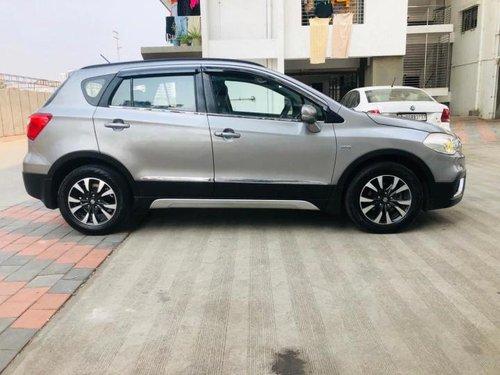 Used Maruti Suzuki S Cross 2018 MT for sale in Surat
