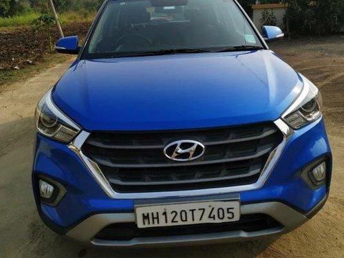 Used 2018 Hyundai Creta AT for sale in Pune