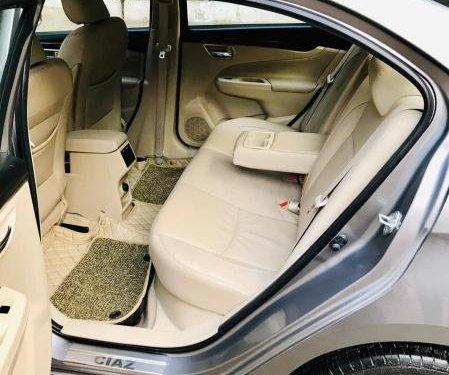 Used Maruti Suzuki Ciaz Alpha 2017 MT for sale in New Delhi