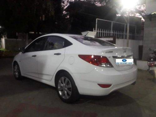 Used Hyundai Verna 2012 AT for sale in Coimbatore