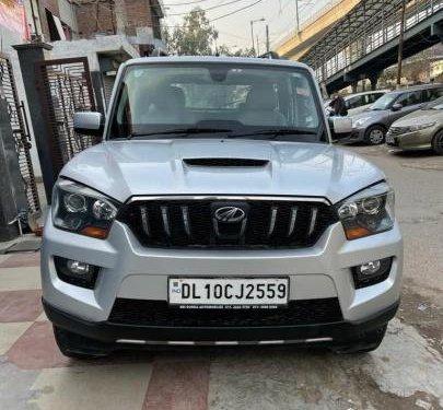 Used 2017 Mahindra Scorpio MT for sale in New Delhi