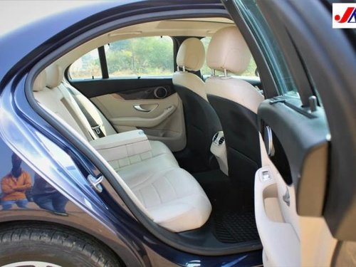Used Mercedes Benz C-Class 2017 AT for sale in Ahmedabad