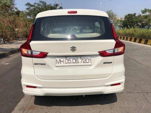 Used Maruti Suzuki Ertiga VXI Petrol 2018 MT for sale in Mumbai