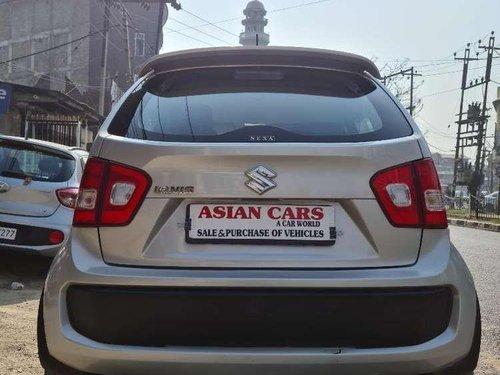 Used Maruti Suzuki Ignis 1.2 Delta 2018 MT for sale in Srinagar
