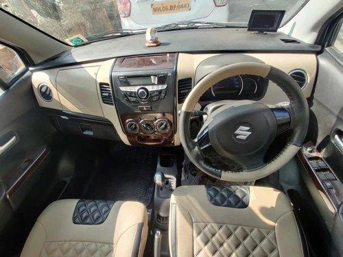 Used Maruti Suzuki Wagon R AMT VXI 2018 AT in Mumbai
