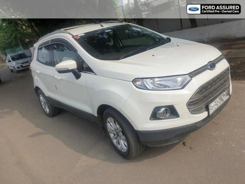 Used 2016 Ford EcoSport MT for sale in Vadodara