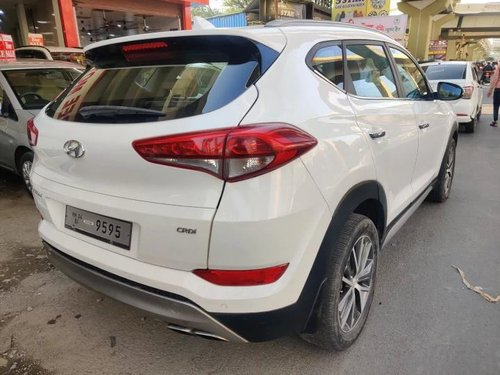 Used Hyundai Tucson 2017 AT for sale in Pune
