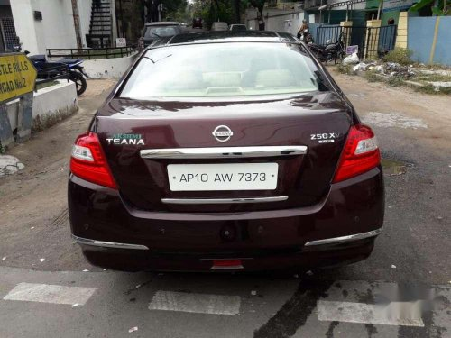 Used Nissan Teana 2011 MT for sale in Hyderabad
