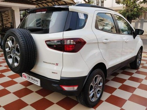 Used Ford EcoSport 2020 MT for sale in Ahmedabad