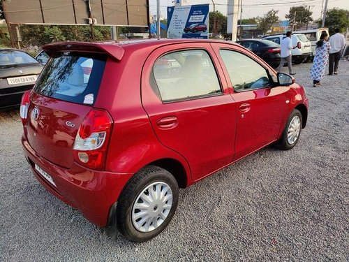 2016 Toyota Etios Liva 1.4 GD MT for sale in Hyderabad