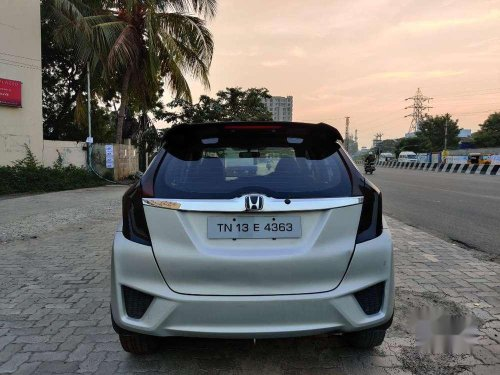 Used 2016 Honda Jazz S MT for sale in Chennai