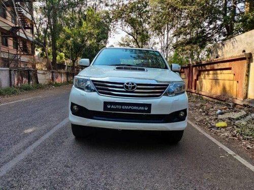 Used Toyota Fortuner 2013 AT for sale in Nashik