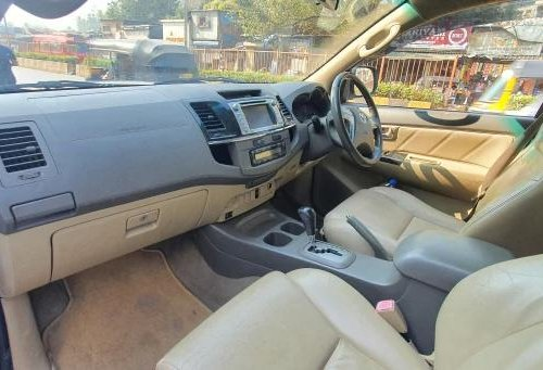 Used 2012 Toyota Fortuner AT for sale in Mumbai