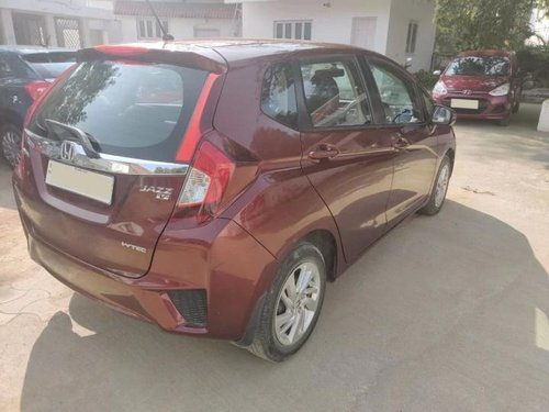 2018 Honda Jazz 1.2 V i VTEC AT for sale in Hyderabad