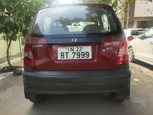 Used 2010 Hyundai Santro Xing MT for sale in Coimbatore