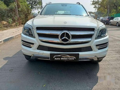 Used Mercedes Benz GL-Class 2013 AT for sale in Pune