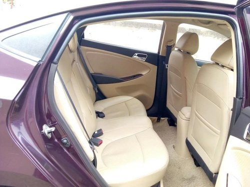 Hyundai Verna SX CRDi AT 2012 AT for sale in Coimbatore