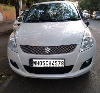 Used Maruti Suzuki Swift 2015 MT for sale in Thane