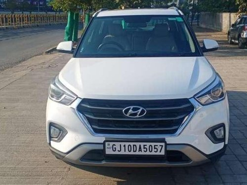 Used Hyundai Creta 2019 AT for sale in Rajkot -8