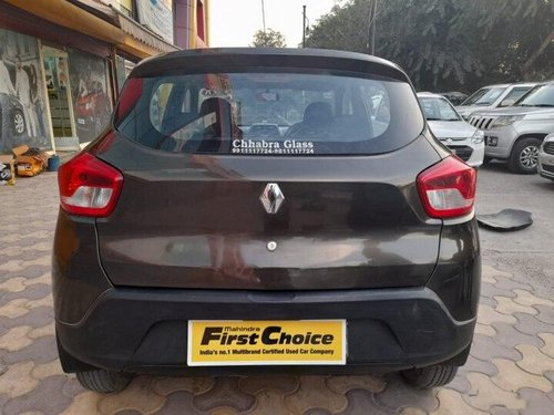 Used 2015 Renault Kwid MT for sale in Faridabad