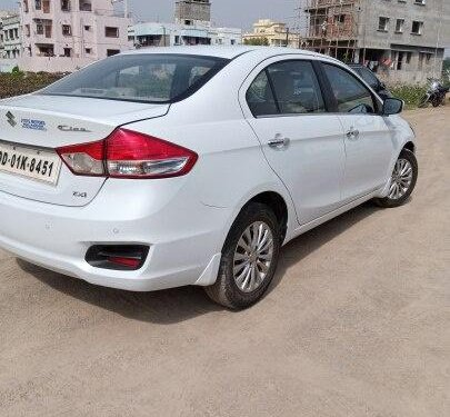 Used 2016 Maruti Suzuki Ciaz MT for sale in Bhubaneswar