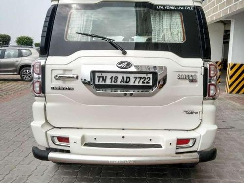 Used 2015 Mahindra Scorpio MT for sale in Chennai