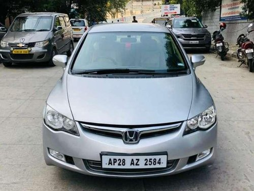Used 2008 Honda Civic AT for sale in Hyderabad