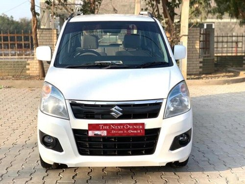 Used Maruti Suzuki Wagon R 2015 MT for sale in Faridabad