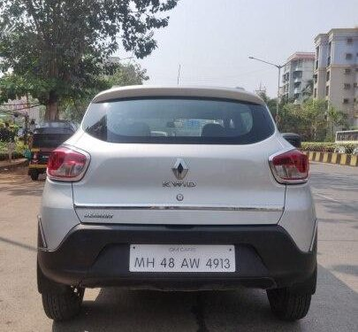 Used Renault KWID 2017 MT for sale in Mumbai