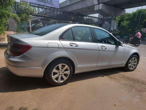 Used Mercedes Benz C-Class 2014 AT for sale in Hyderabad -2