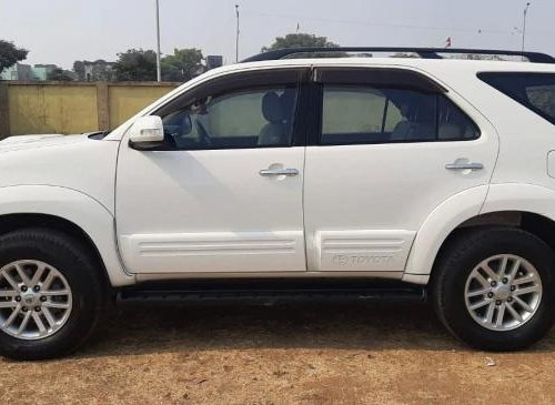 Used Toyota Fortuner 2014 MT for sale in Ahmedabad
