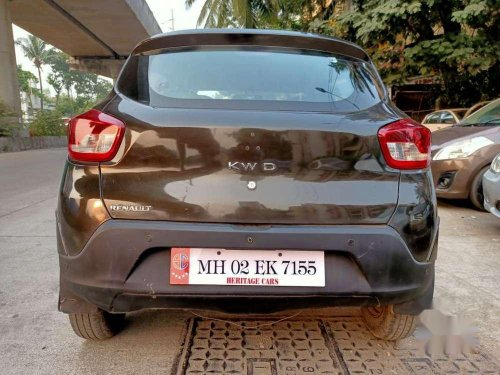 Used Renault Kwid RXL 2017 MT for sale in Mumbai