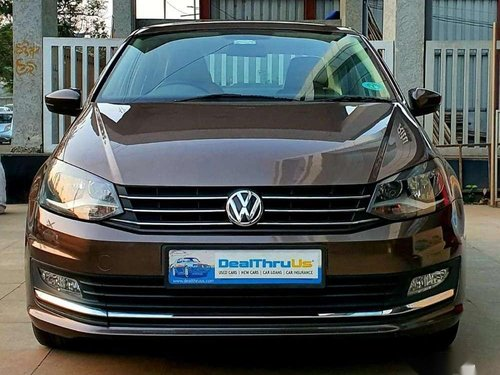 Used 2015 Volkswagen Vento AT for sale in Thane -8