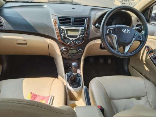 Used 2012 Hyundai Fluidic Verna MT for sale in Hyderabad