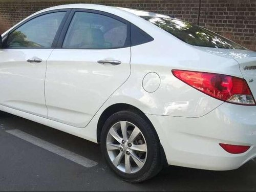 Used Hyundai Verna 2011 MT for sale in Ahmedabad -10