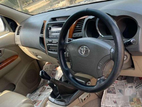 Used 2009 Toyota Fortuner MT for sale in Chandigarh