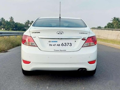Used Hyundai Verna 2012 MT for sale in Namakkal