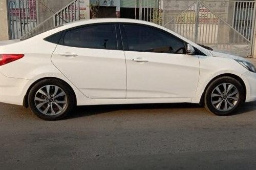 Used 2014 Hyundai Verna MT for sale in Pune
