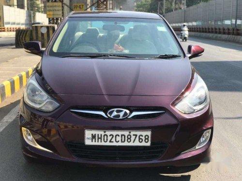 Hyundai Fluidic Verna 2011 MT in Mumbai