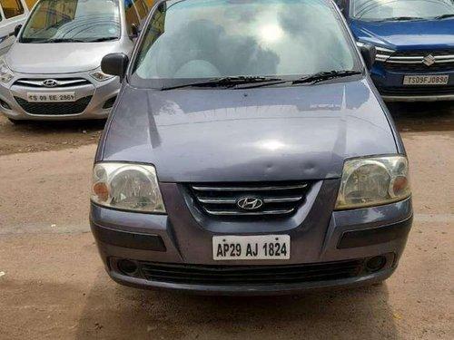 Used Hyundai Santro 2009 MT for sale in Hyderabad