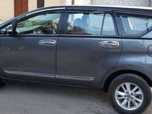 2016 Toyota Innova Crysta MT for sale in Hyderabad