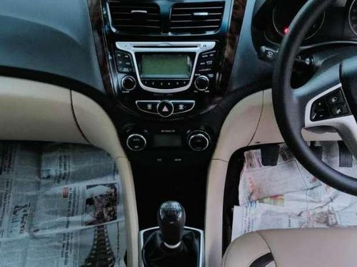 Used 2014 Hyundai Fluidic Verna MT for sale in Chennai