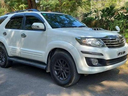 Used 2012 Toyota Fortuner MT for sale in Hyderabad