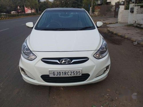 Hyundai Verna 1.6 CRDI 2013 MT for sale in Ahmedabad